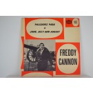 FREDDY CANNON : Palisades park / June, July and August