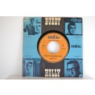 BUDDY HOLLY : Brown eyed handsome man / Rock-a-bye-Rock