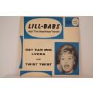 LILL-BABS : Det var min lycka / Twist twist