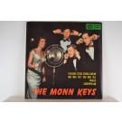 MONN KEYS : (EP) Stackars stora starka karlar / När man fått vad man vill / Pigalle / Sockerpullan