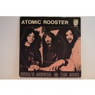 ATOMIC ROOSTER : Devil's answer / The rock