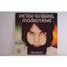 PETER GABRIEL : Modern love / Slowburn