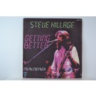 STEVE HILLAGE (of Gong etc.) :  It's all too much / Getting better