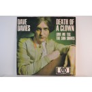 DAVE DAVIES : Death of a clown / Love me till the sun shines