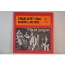 OLA & JANGLERS : Tracks of my tears / Farewell my love