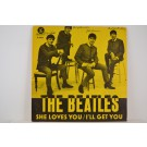 BEATLES The   : She loves you / I'll get you