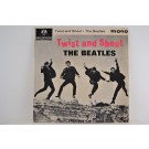 BEATLES The  : (EP) Twist and shout / A taste of honey / Do you want to know a secret? / There's a place