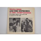SUPREMES & TEMPTATIONS : I'm gonna make you love me / A place in the sun