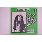 BOB MARLEY & WAILERS : Survival / Wake up and live