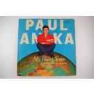"PAUL ANKA : ""My heart sing"""