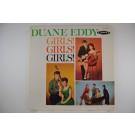 "DUANE EDDY : ""Girls! Girls! Girls!"""