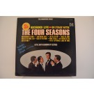 "FOUR SEASONS : ""Recorded live on stage"""