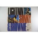 "LIGHTNIN' HOPKINS / BROWNIE McGHEE / SONNY TERRY : ""The best of Lightnin', Brownie & Sonny"""