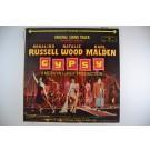 "NATALIE WOOD, ROSALIND RUSSELL & KARL MALDEN : ""Gypsy"""