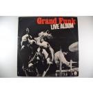 """GRAND FUNK RAILROAD : """"Live album"""""""