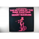 "HENRY MANCINI : ""The return of the Pink Panther"""