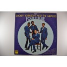 "SMOKEY ROBINSON & THE MIRACLES : ""Four in blue"""