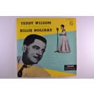 """BILLIE HOLIDAY & TEDDY WILSON : """"Teddy Wilson and his orchestra featuring Billie Holiday"""""""
