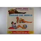"QUINCY JONES : ""Around the world"""