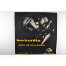 "LEE KONITZ QUARTET : ""Jazz at Storyville, Vol. 2"""