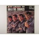 """IAN & ZODIACS : """"Listen to Ian & The Zodiacs"""""""