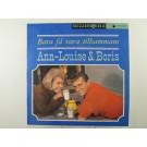 """ANN-LOUISE HANSON & BORIS LINDQVIST : """"Bara att få vara tillsammans"""""""