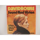DAVID BOWIE : Sound and vision / A new career in a new town