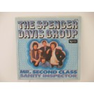 SPENCER DAVIS GROUP : Mr. second class / Sanity inspector
