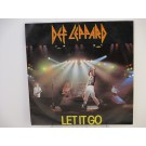 DEF LEPPARD : Let it go / Switch 625