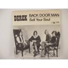 DEREK : Back door man / Sell your soul