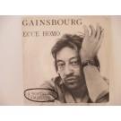 SERGE GAINSBOURG : Ecce homo / La nostalgie camarade