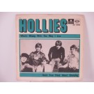 HOLLIES : What's wrong with the way I live / Don't even think about changing