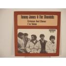 TOMMY JAMES & SHONDELLS : Crimson and Clover / I'm taken