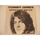 TOMMY JAMES : Draggin' the line / Church street soul revival