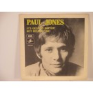 PAUL JONES : It's getting better / Not before time
