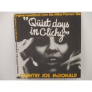 COUNTRY JOE McDONALD : Quiet days in Clichy, Part 1 /  - Part 2