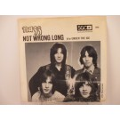 NAZZ  (with TODD RUNDGREN) : Under the ice / Not wrong long
