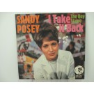 SANDY POSEY : I take it back / The boy I love