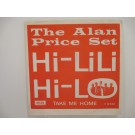 ALAN PRICE SET : Hi-Lili, hi-lo / Take me home