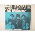 PAUL REVERE & RAIDERS : We gotta all get together / Frankfort side street