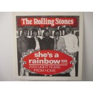ROLLING STONES : She's a rainbow / 2000 light years from home
