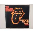 ROLLING STONES : Sympathy for the devil (the Neptunes radio remix) / - same (original 1968 version)