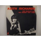 Rolling Stones : KEITH RICHARDS : Run Rudolph run / The harder they come