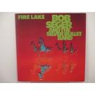 BOB SEGER & SILVER BULLET BAND : Fire lake / Long twin silver line