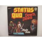 STATUS QUO : Down, down / Night ride