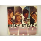 "WHO  The  : (EP) ""Ready steady Who"" Disguises / Circles / Batman / Bucket ""T"" / Barbara Ann"