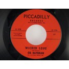 GIL BATEMAN : Wicked love / How to do it