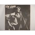 LEW LEWIS & HIS BAND : Boogie on the street / Caravan man