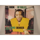 DESMOND DEKKER : Book of rules / Allamanna