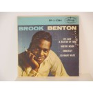 BROOK BENTON : (EP) It's just a matter of time / Hurtin' inside / Endlessly / So many ways